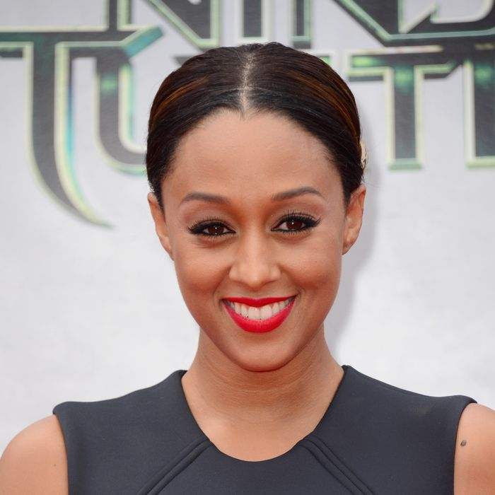 Tia Mowry. Photo by Frazer Harrison/Getty Image