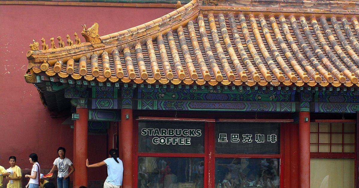 The 11 Strangest Starbucks Locations On The Planet