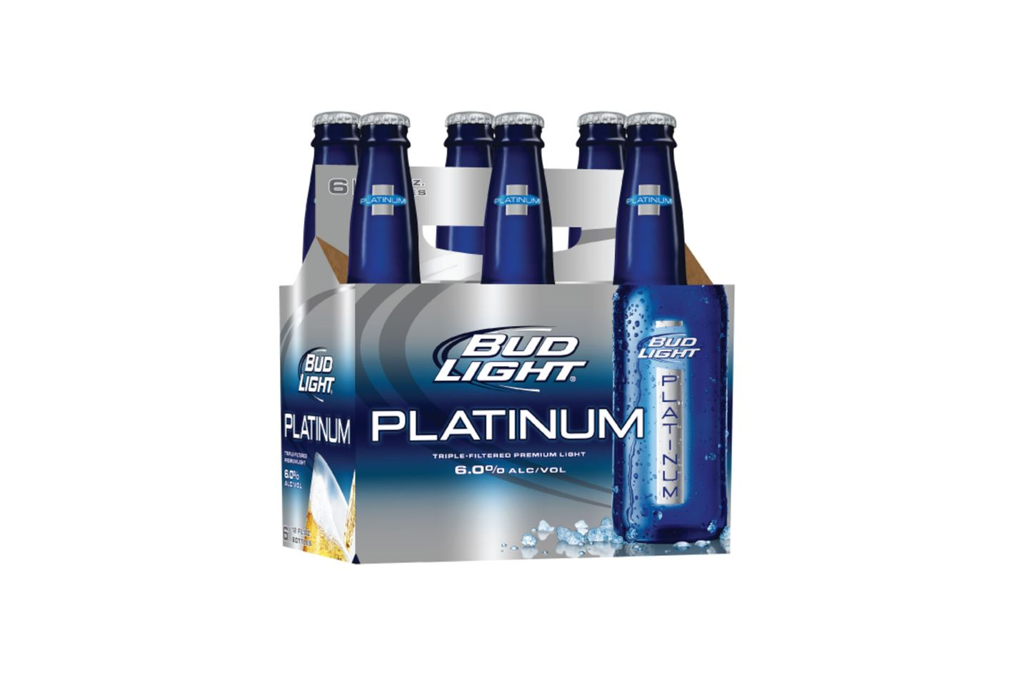 street platinum beer tag review j img i bud the