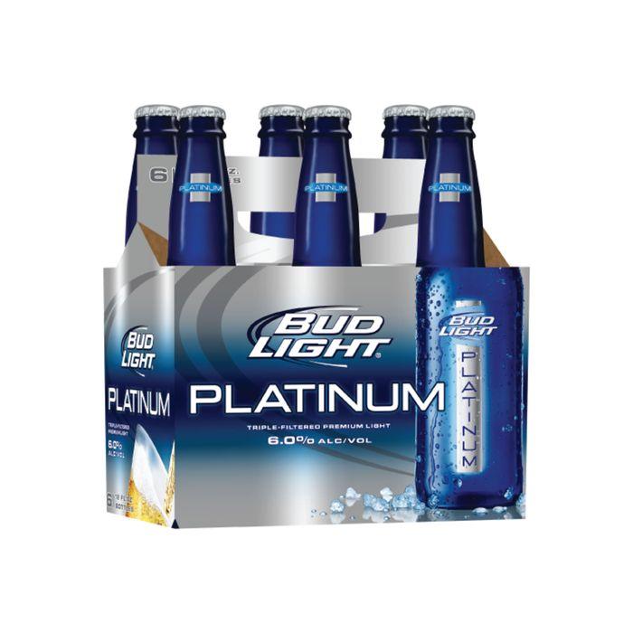 Stay Platinum, Bud Light.