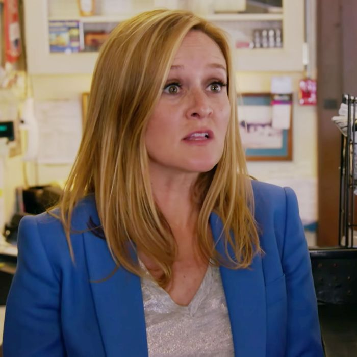 Samantha Bee.