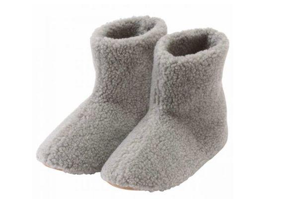 Muji Boa Room Boots