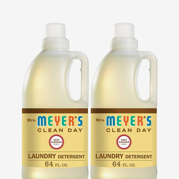 Mrs. Meyers Baby Blossom Laundry Detergent (Pack of 2)