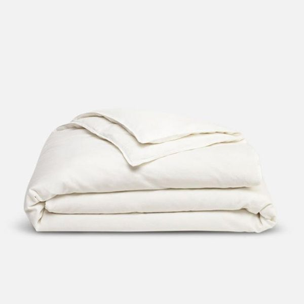 Brooklinen Twill Duvet Cover, Full/Queen