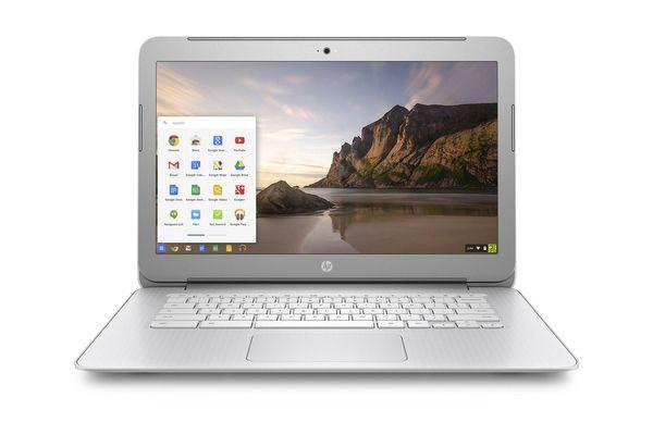 HP 14-Inch Chromebook