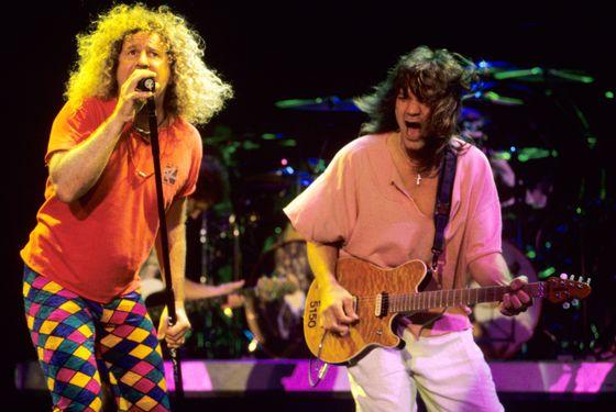 The 9 Saddest Eddie Van Halen Stories From Sammy Hagar's Rolling ...