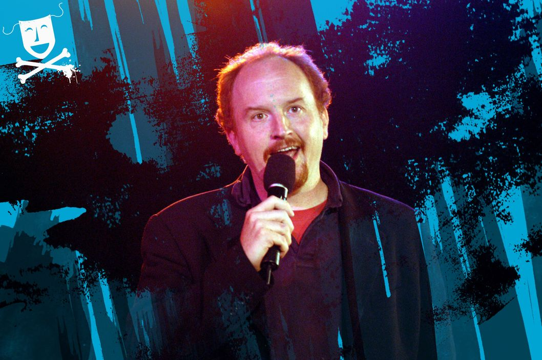 Louis CK during The 10th Annual U.S. Comedy Arts Festival - Day One at St. Regis Hotel in Aspen, Colorado, United States.