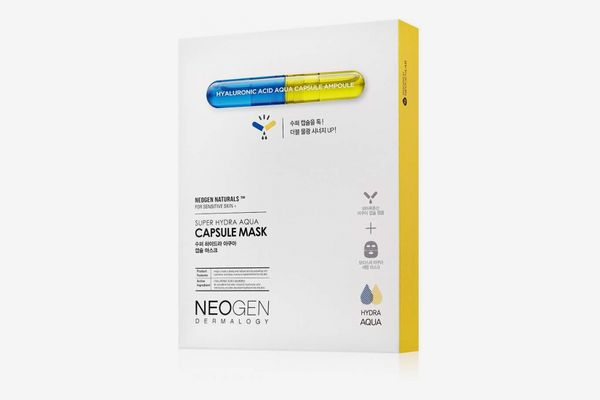 Neogen Dermalogy Super Hydra Aqua Capsule Mask (5-Pack)