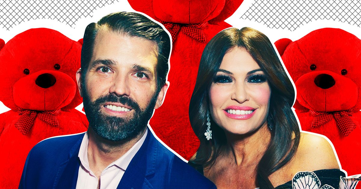 Donald Trump, Jr. Enjoyed a Very Haunted Valentine's Day