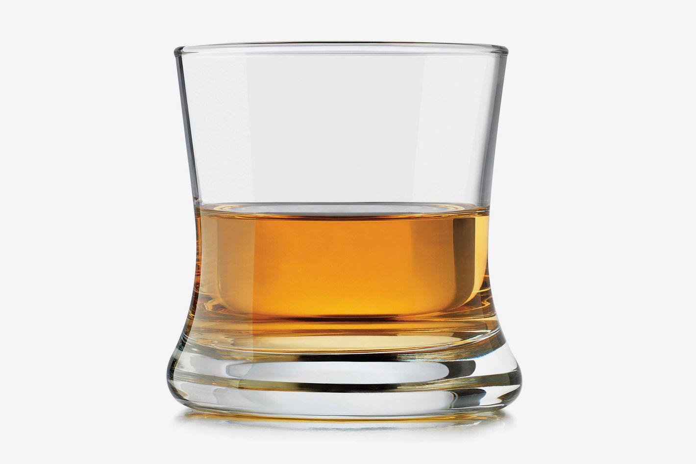 Libbey Glass 4-Piece Perfect Bourbon Set
