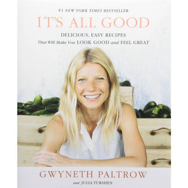 Gwyneth Paltrow Is Writing Another Cookbook