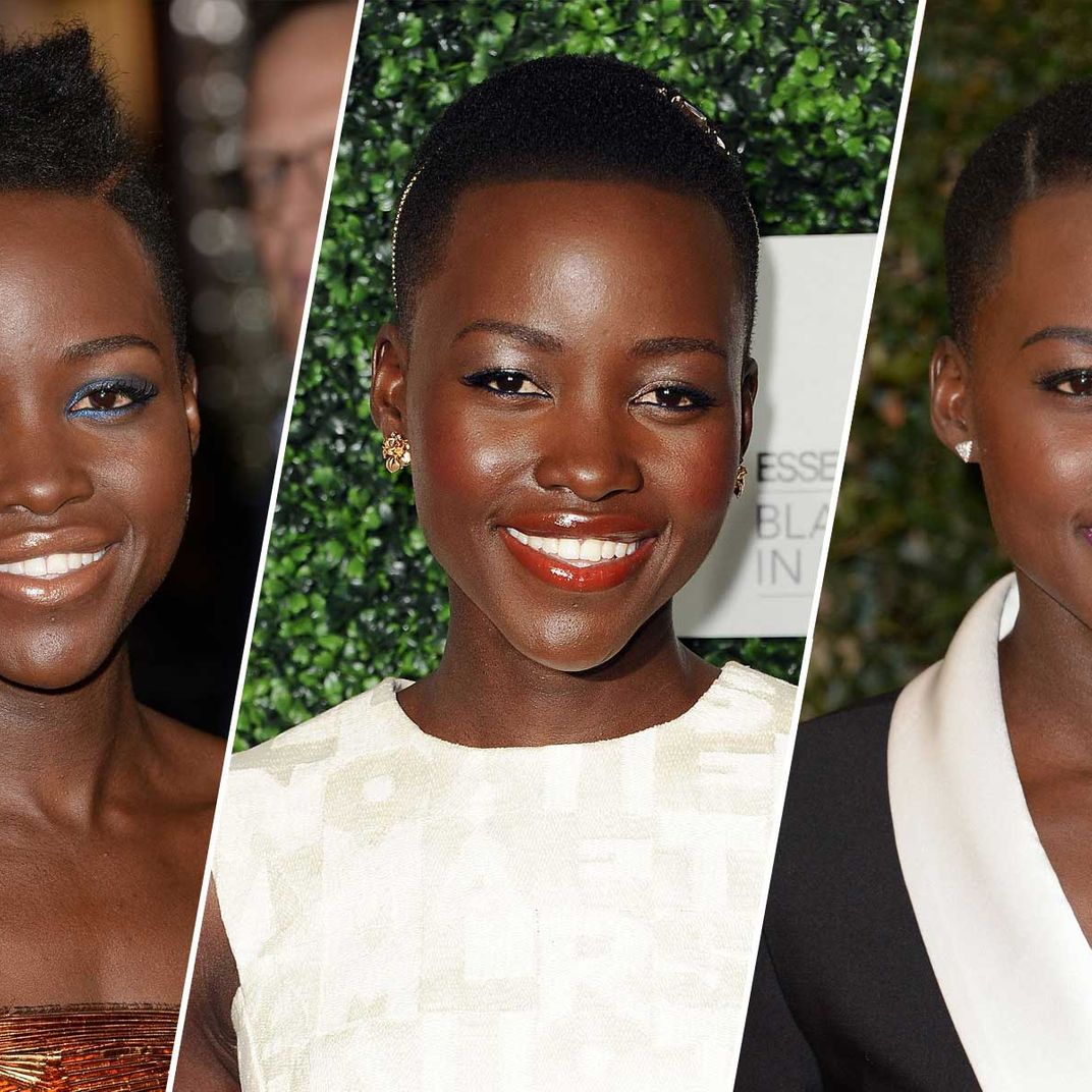 Q A Lupita Nyong O S Makeup Artist On Her Red Carpet Beauty