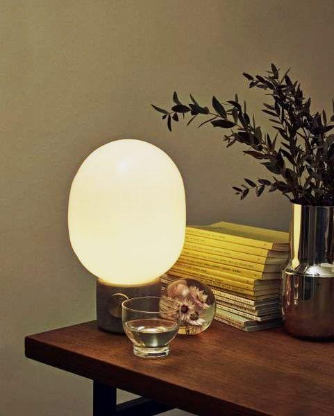 Menu JWDA Metallic Table Lamp