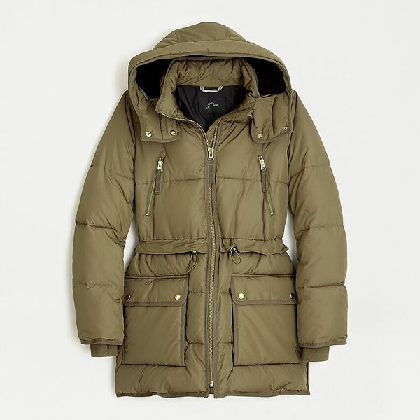 Chateau Puffer Jacket