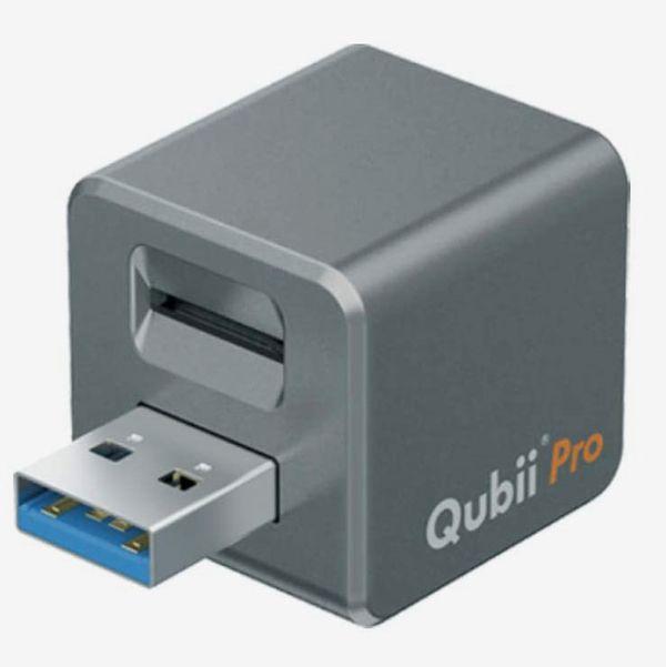 Maktar Qubii Pro Photo Storage Device