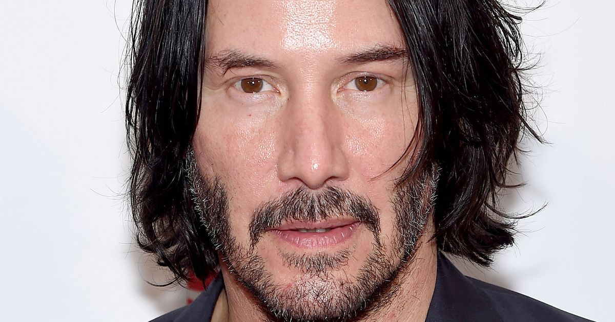 Keanu Reeves Thinks Your Undying Ardor for Him Is 'Wacky'