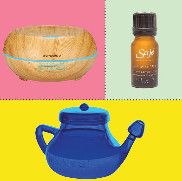 Stuffy Head? Natural Allergy Relief Remedies That Work! - Lara Riggio