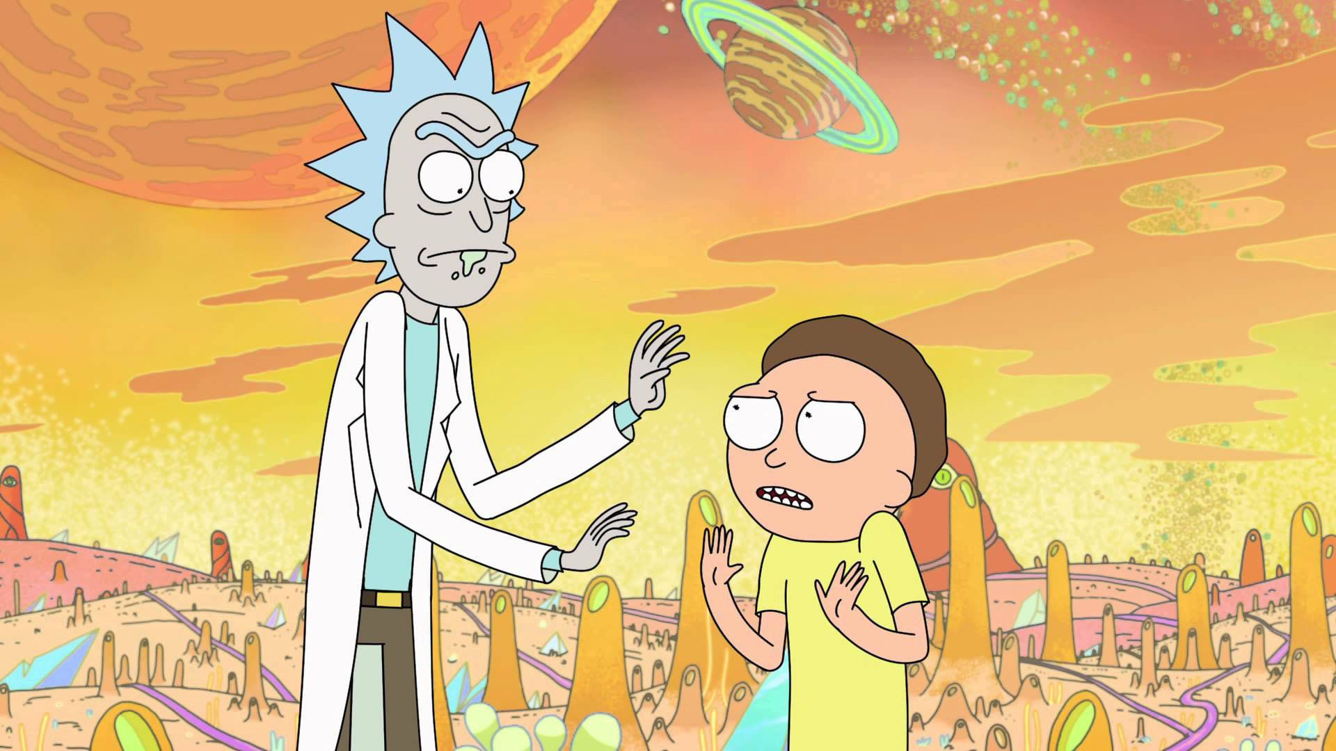 Best Rick And Morty Quotes Rick And Morty' Adult Swim Season 3 Review