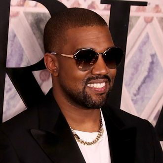 Kanye Realizes Black Friday Is Too Soon to Drop Yandhi Album