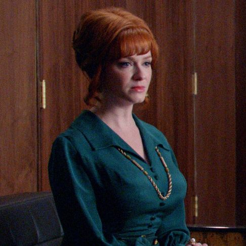 fc3813ade About Joan's 'Hysteria' on Sunday Night's Mad Men
