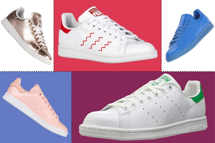 The shoes that launched a thousand copycats, Stan Smiths themselves come in  a mind-boggling array of styles, colors, and iterations — not to mention  various ...