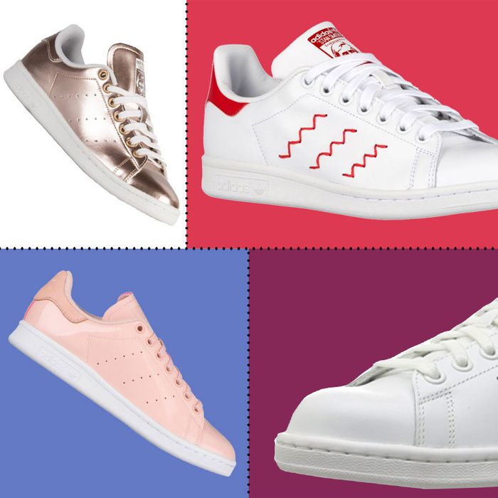 a8797b1360c The shoes that launched a thousand copycats, Stan Smiths themselves come in  a mind-boggling array of styles, colors, and iterations — not to mention  various ...