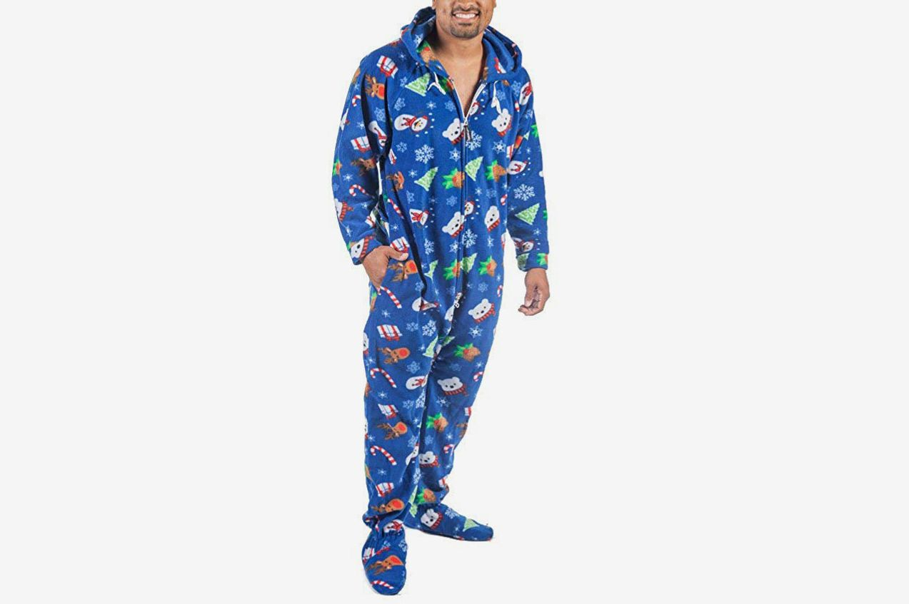 a21f5b0461 Forever Lazy Unisex Footed Adult Onesie