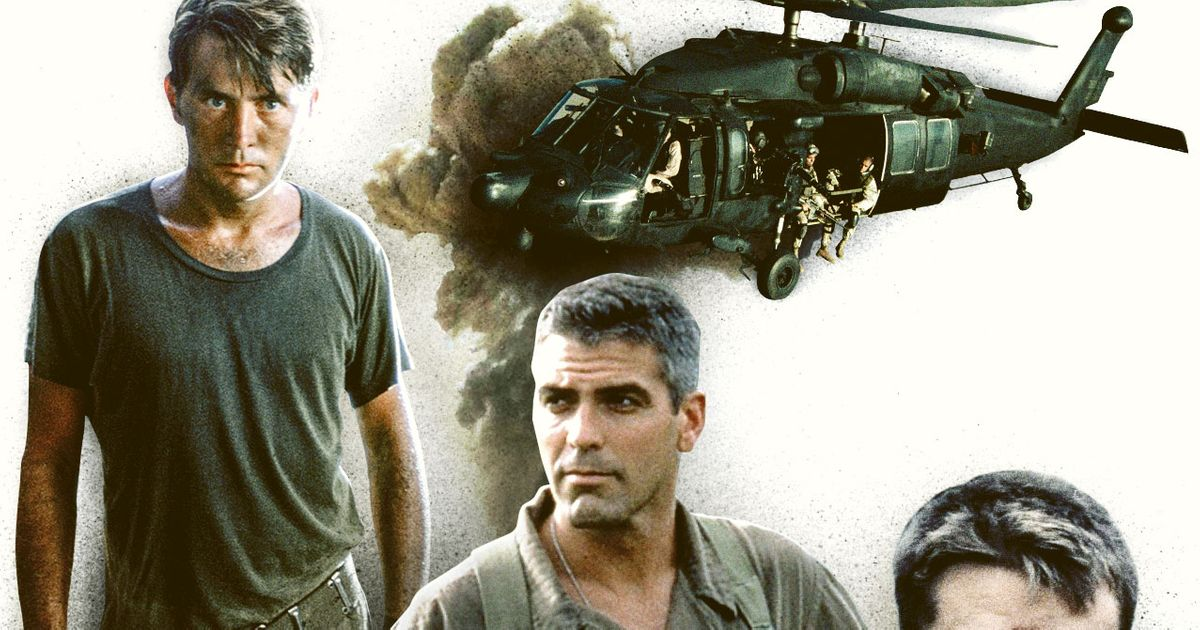 The 50 Best War Movies Ranked
