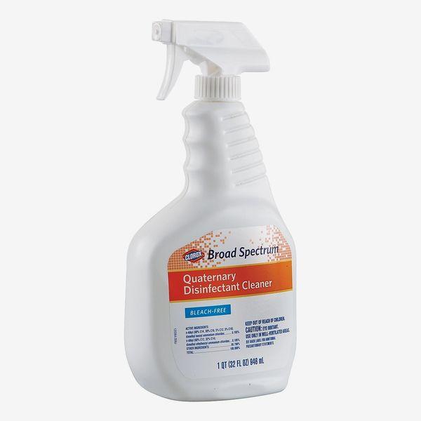 Clorox Broad Spectrum Quaternary Disinfectant Cleaner