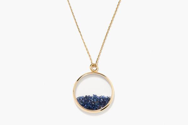 Aurélie Bidermann Sapphires Chivor Necklace