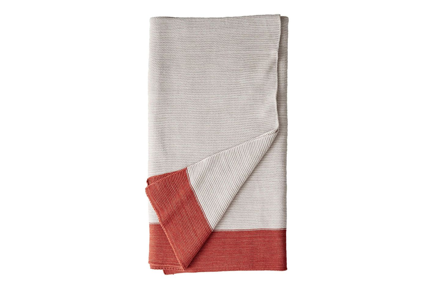 DwellStudio Marled Knit Throw