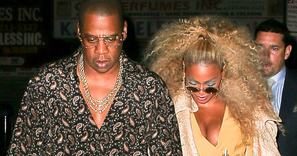 All the Stars at Beyoncé\'s Soul Train Birthday Party