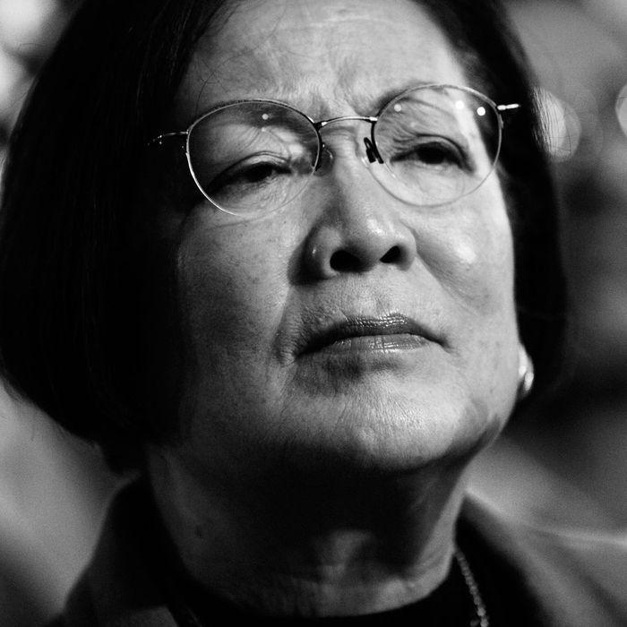 Senator Mazie Hirono, a Democrat from Hawaii.