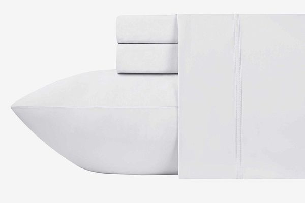 California Design Den 600-Thread-Count Best 100% Cotton Sheets & Pillowcases Set