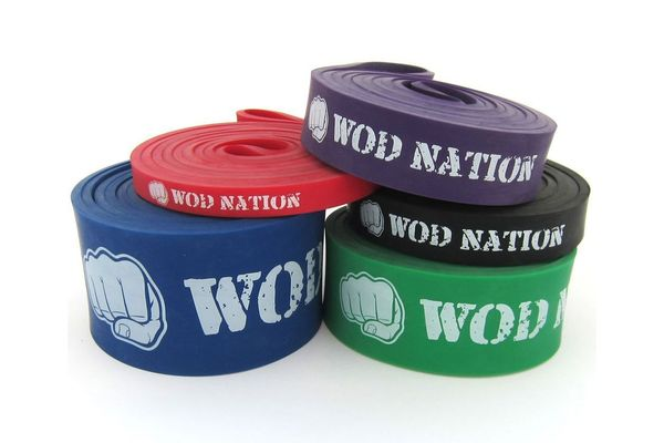 Resistance Bands by WOD Nation