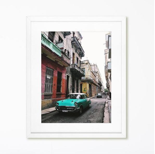 Keepsake Custom-Framed Photo