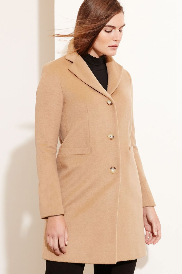 The 17 Best Camel Coats to Buy Right Now