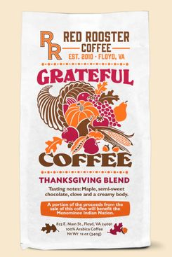 Red Rooster Coffee Grateful Coffee 2020