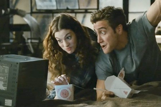 How Gratuitous Is Anne Hathaway's Nudity in Love and Other Drugs? -  Slideshow - Vulture