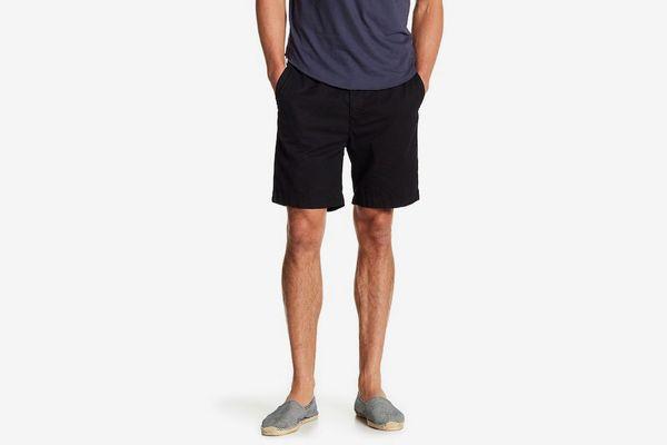 Save Khaki Twill Weekend Shorts