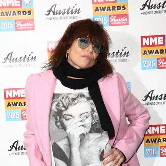 NME Awards - Winners Room