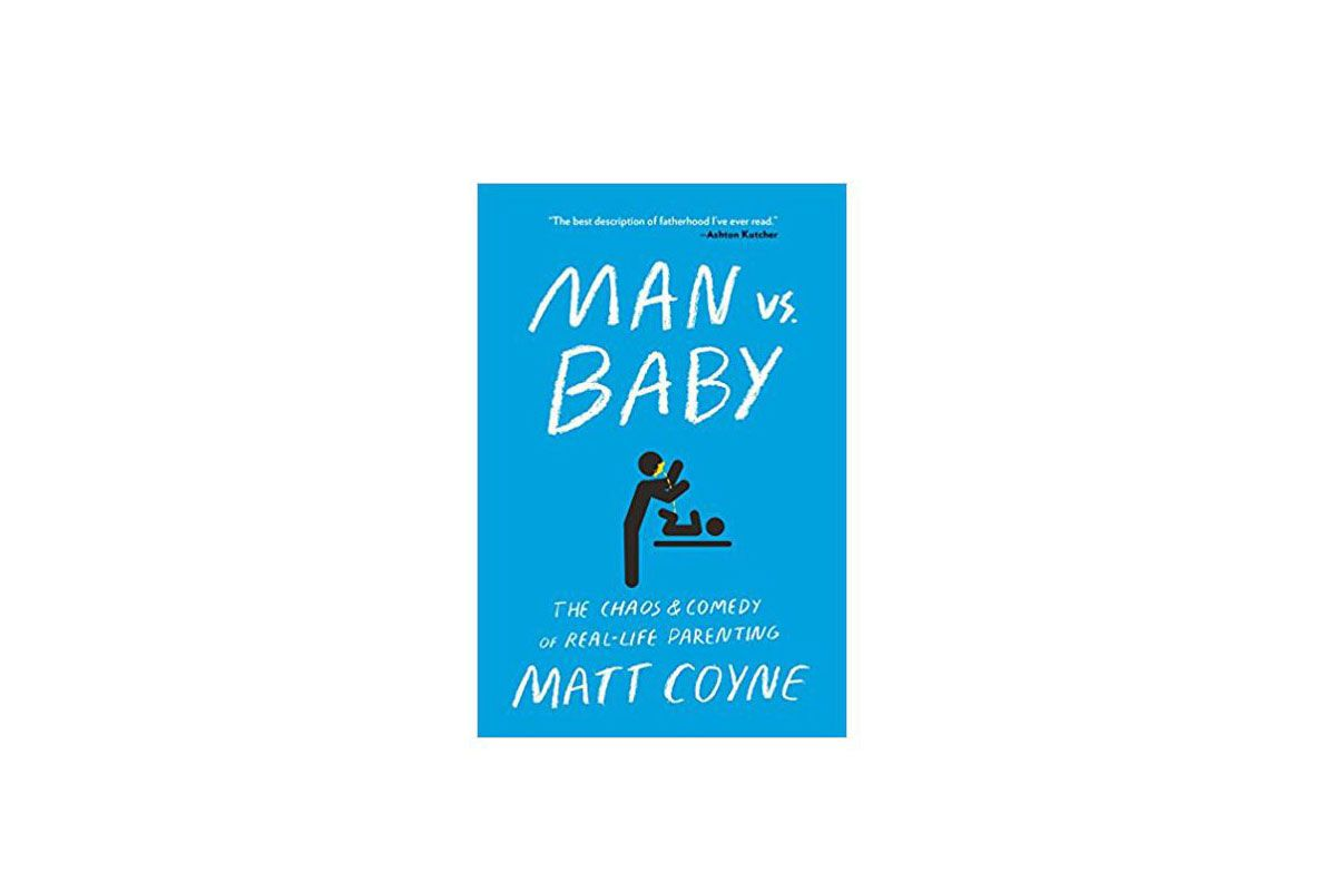 Man vs. Baby Book