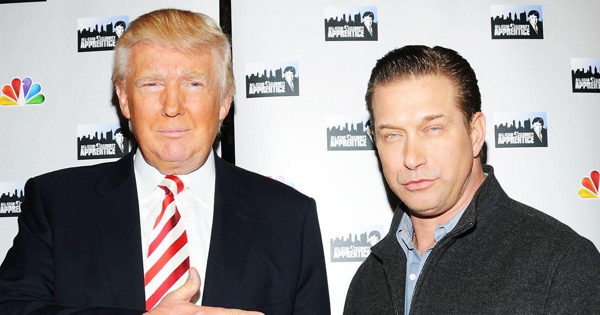 Celebrity endorsement of donald trump