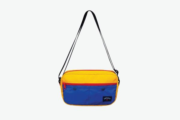 Noah Two-Tone Shoulder Pack