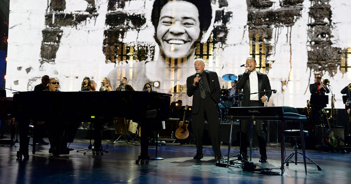 Watch Bill Withers Reluctantly Perform One Last Time at 2015 Rock Hall Induction