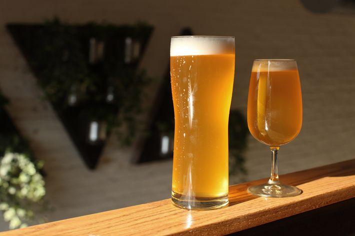 Beer, beer, beer.