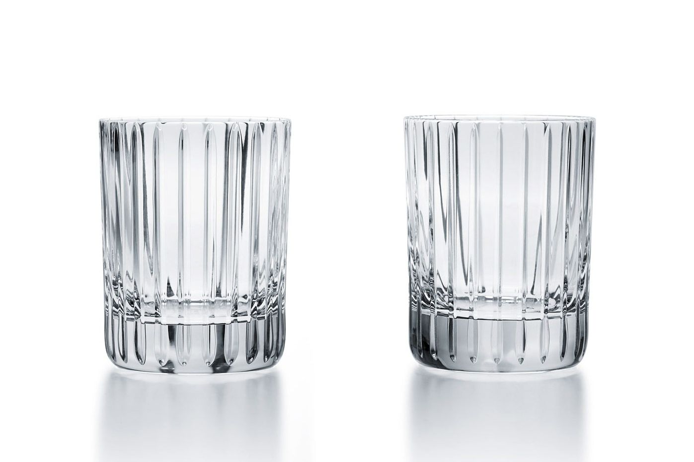 Baccarat Harmonie Crystal Triple Old-Fashioned Glasses, Set of Two
