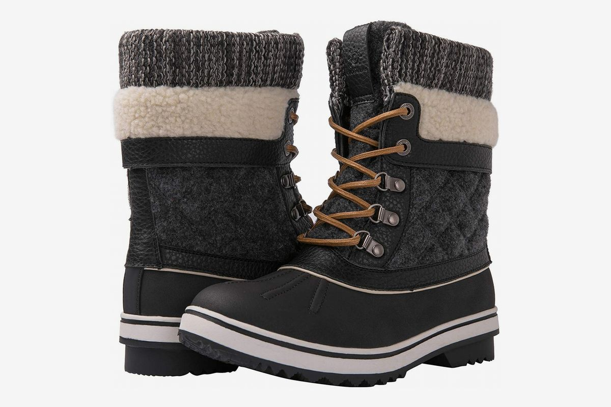 Cute Waterproof Snow Boots