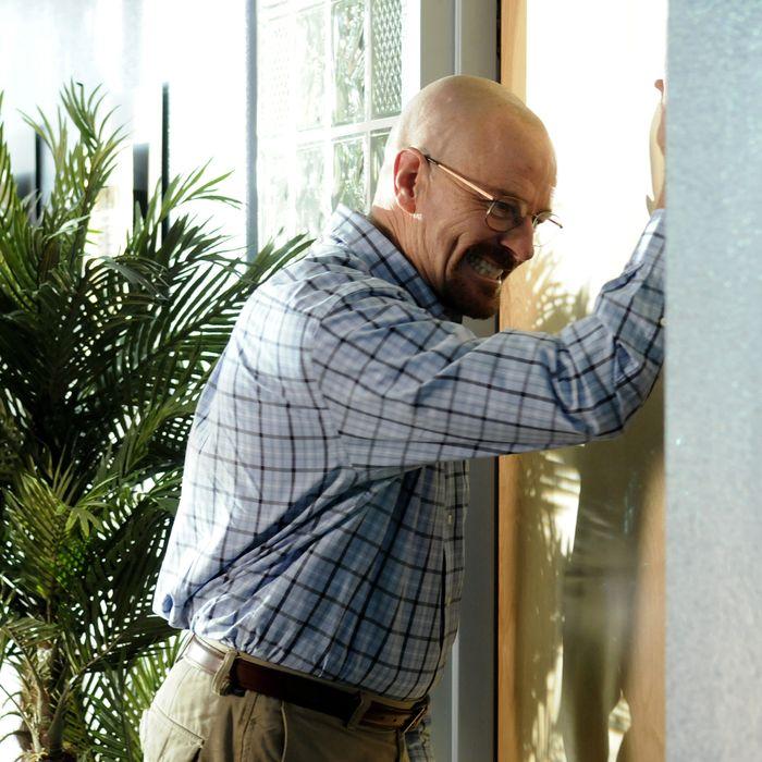 Walter White (Bryan Cranston) - Breaking Bad - Season 3, Episode 4.