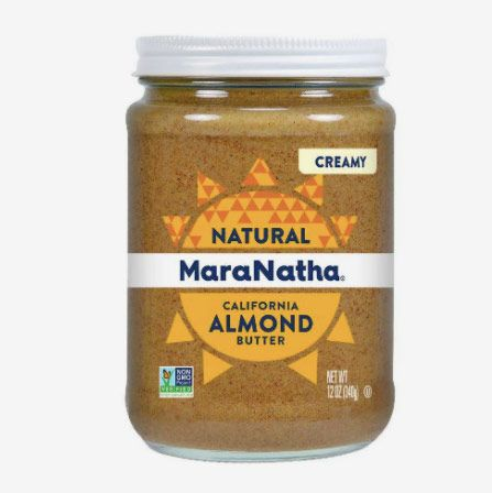 MaraNatha All-Natural No-Stir Creamy Almond Butter, 12oz